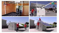 TRIAC™ ( Solar & Hybrid Generator ) Solar TAYF™ ( Solar Mobile Lighting Tower )
